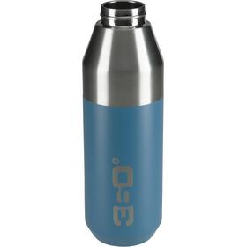 360° degrees Vacuum Narrow Mouth Flaske 750ml, blå